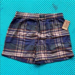 """""""Lucky You"""" flannel boxer by Lucky brand"""